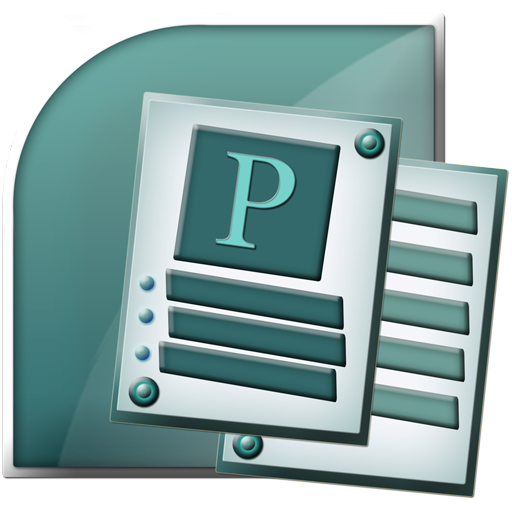 MS Publisher Icon